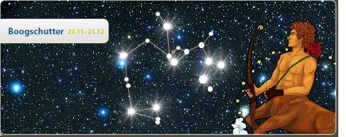 Boogschutter - Gratis horoscoop van 17 november 2018 waarzegsters