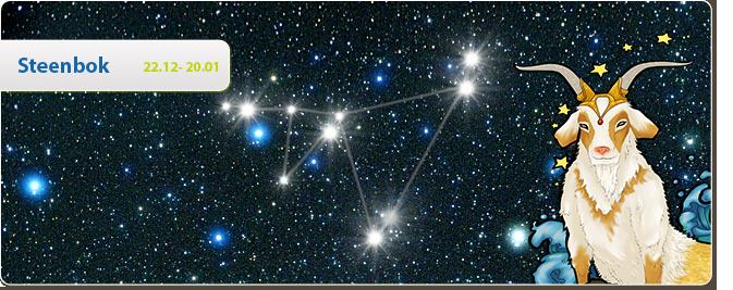 Steenbok - Gratis horoscoop van 21 januari 2020 waarzegsters