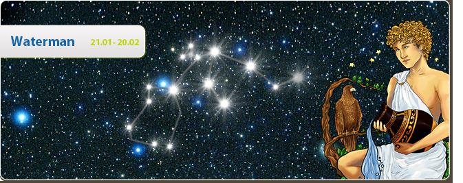 Waterman - Gratis horoscoop van 22 mei 2019 waarzegsters