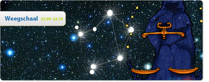 Weegschaal - Gratis horoscoop van 22 oktober 2019 waarzegsters